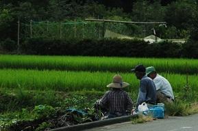 農業者の方へできることのイメージ